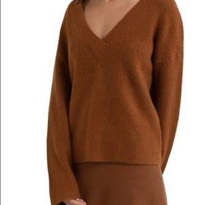 SMALL Modern Citizen Chestnut Sweater